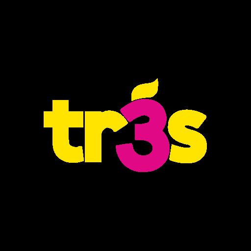 tr3s logo