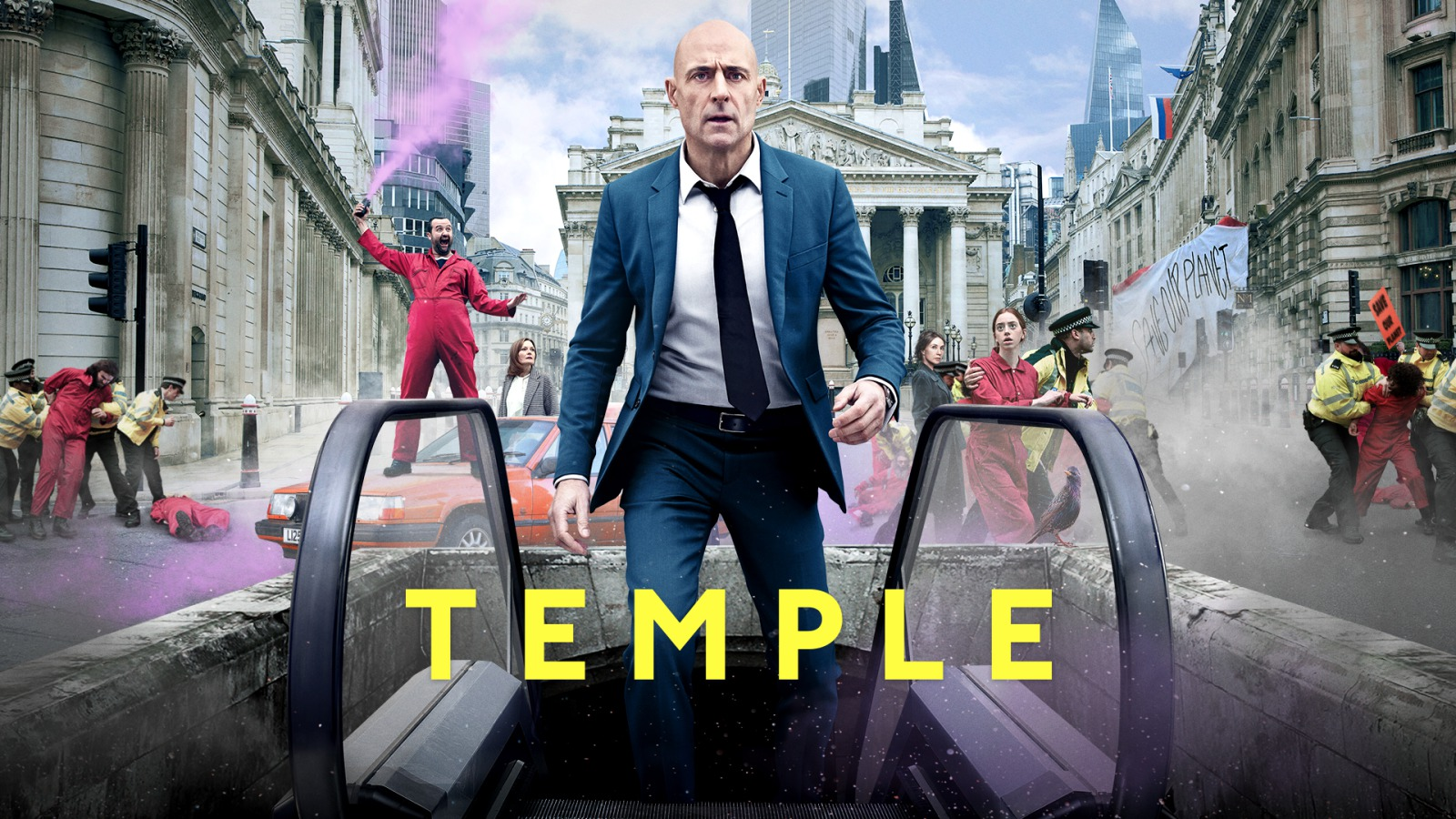 Temple: Extras