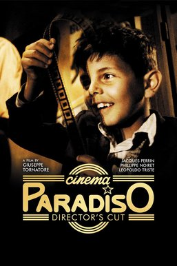 Cinema Paradiso -- The Director's Cut
