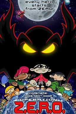 Codename: Kids Next Door: Operation Z.E.R.O.