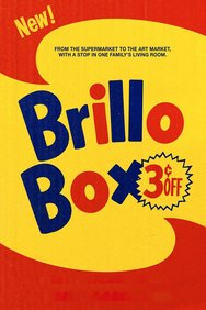 Brillo Box (3 Cents Off)