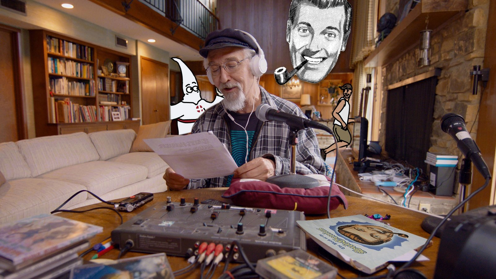 J.R. Bob Dobbs and the Church of the SubGenius