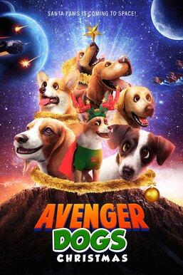 Avenger Dogs Christmas