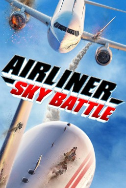 Airliner Sky Battle