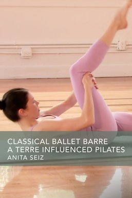 Classical Ballet Barre