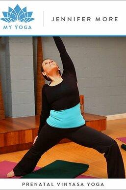 Prenatal Vinyasa Yoga