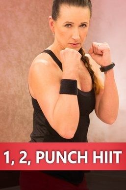 1,2 Punch HIIT