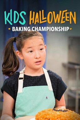 Kids Halloween Baking Championship