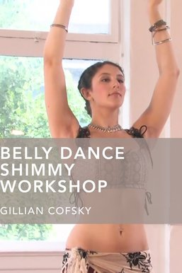 Belly Dance Shimmy Workshop