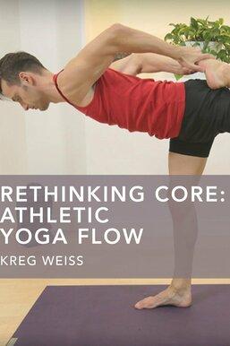 Core Athletic Yoga Flow