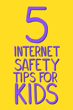 5 Internet Safety Tips for Kids