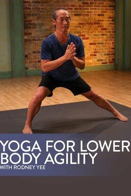 Yoga for Lower Body Agility