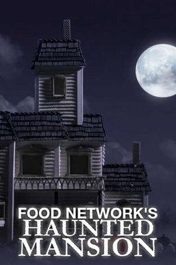 Food Network's Haunted Mansion