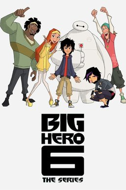 Big Hero 6 The Series Shorts