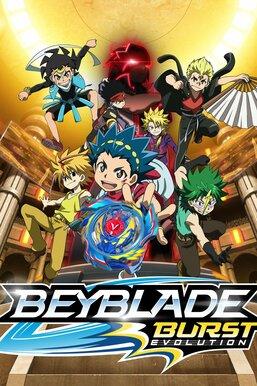Beyblade: Burst Evolution