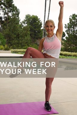 Walking for Your Week