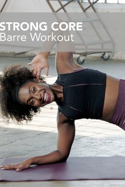 Strong Core Barre Workout