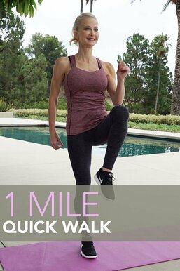 1 Mile Quick Walk