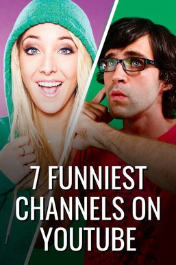Funniest Channels on YouTube