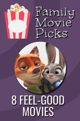 8 Feel-Good Movies