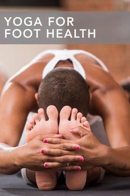 Yoga for Foot Health