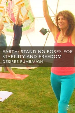 Earth: Standing Poses