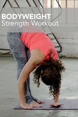 Bodyweight Strength Workout