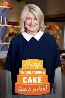 Macy's Thanksgiving Cake Spectacular