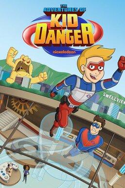 Las aventuras de Kid Danger