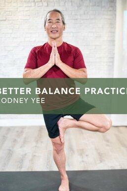 Better Balance Practice