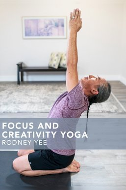 Focus and Creativity Yoga