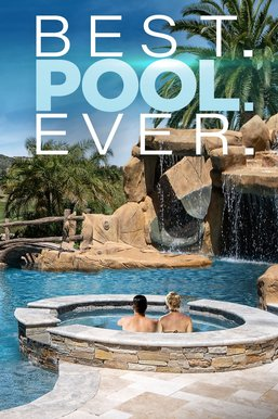Best. Pool. Ever.