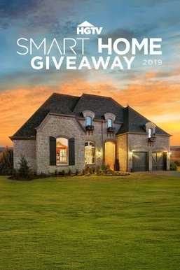 HGTV Smart Home Giveaway 2019