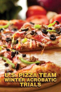 U.S. Pizza Team Winter Acrobatic Trials