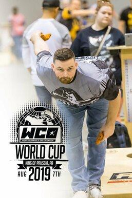 WCO World Cornhole Cup