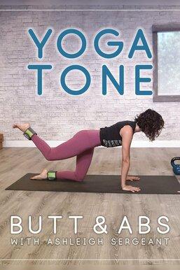 Yoga Tone Butt & Abs