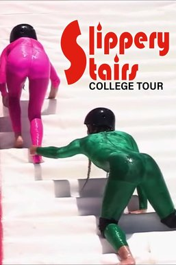 Slippery Stairs: College Tour