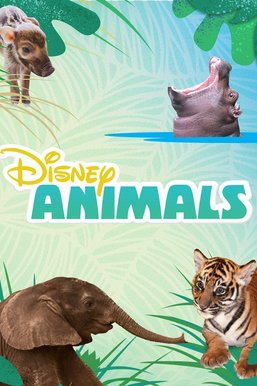 Growing Up With Disney Animals