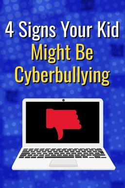 Kid Cyberbully?