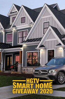 HGTV Smart Home Giveaway 2020