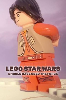 LEGO Star Wars: Should Have Used The Force