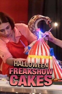 Halloween Freakshow Cakes