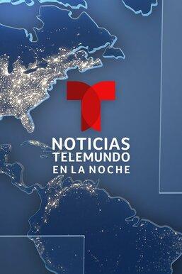 Noticias Telemundo en la noche