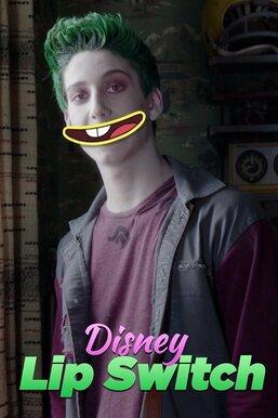 Disney Lip Switch