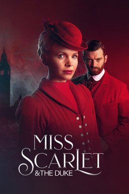 Miss Scarlet and the Duke on Masterpiece
