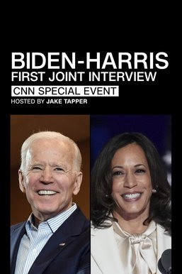 The Joe Biden & Kamala Harris Interview: A CNN Special Event
