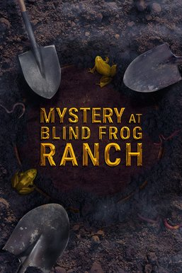 Mystery at Blind Frog Ranch