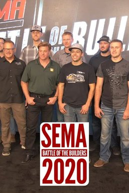 SEMA: Battle of the Builders 2020