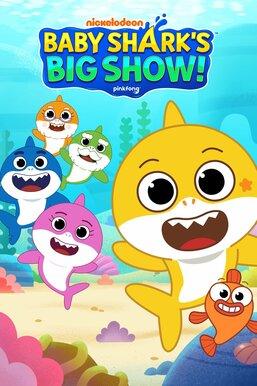 Baby Shark's Big Show Shorts