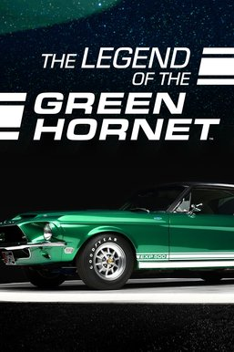 The Legend of The Green Hornet